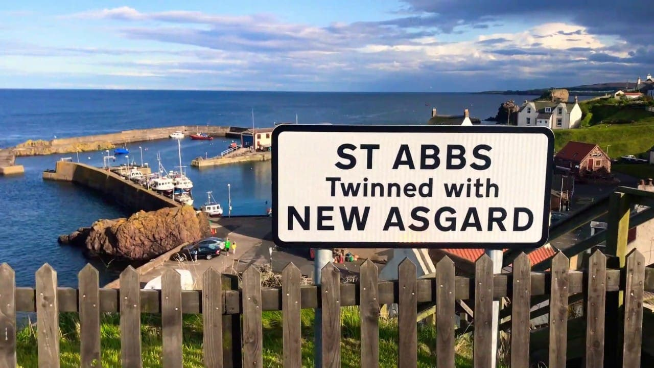 AVENGERS NEW ASGARD (St Abbs)