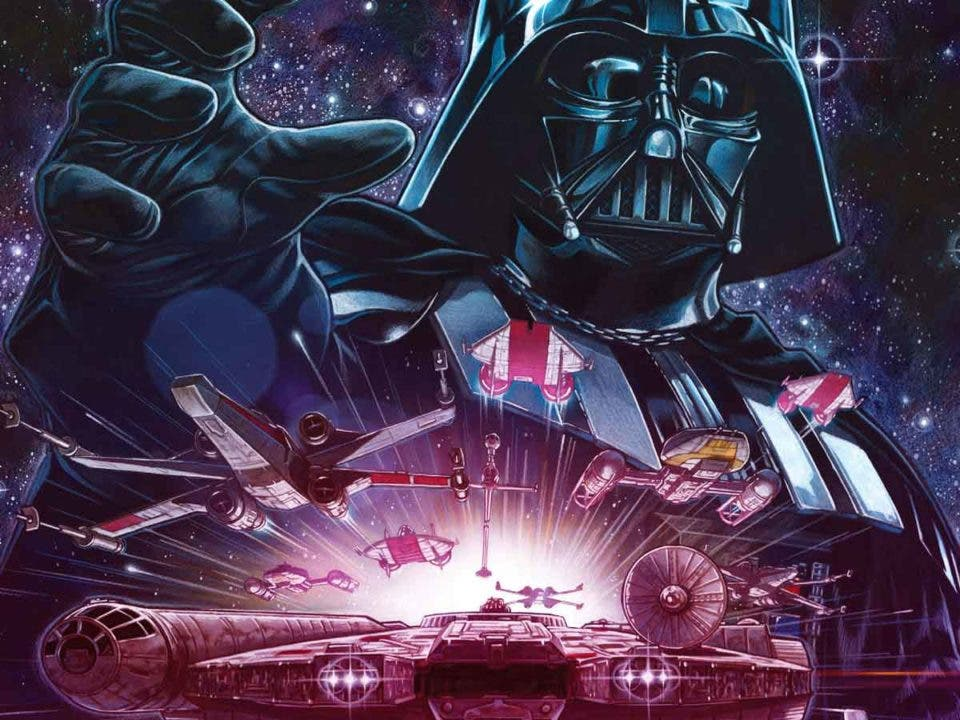 Star Wars Vader Down
