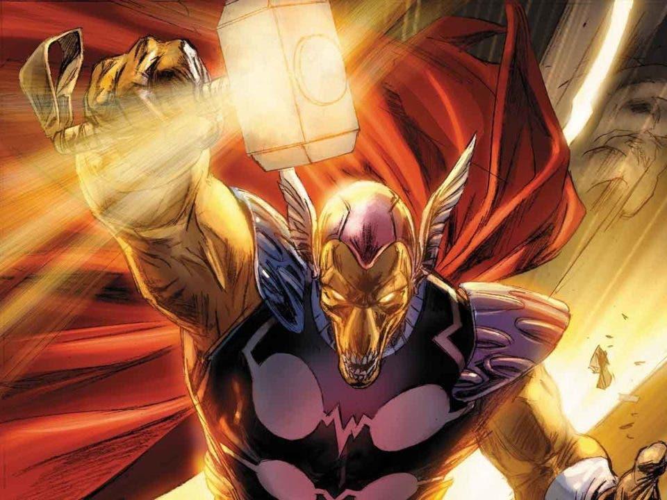 Teoría Thor 4: Beta Ray Bill conseguirá el Stormbreaker
