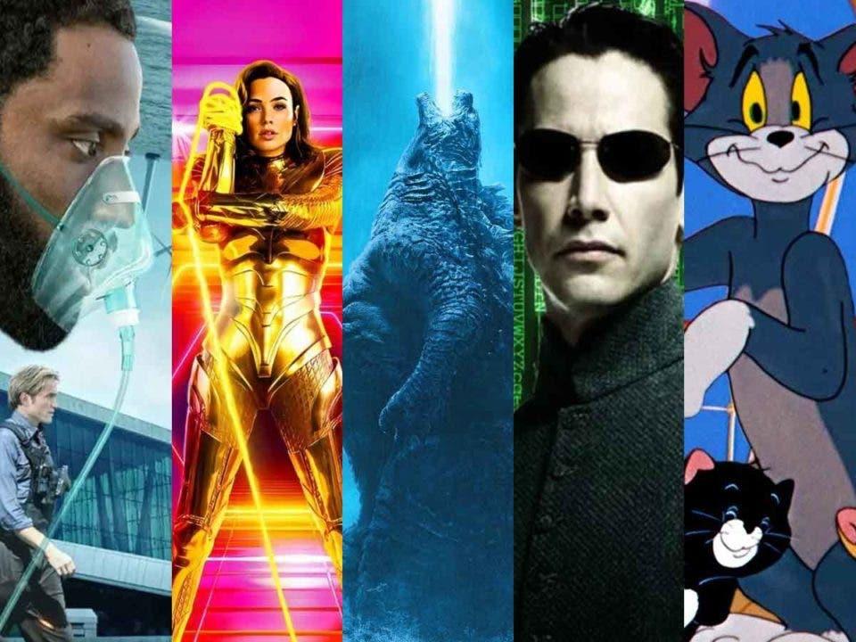 Wonder Woman 1984, Tenet y hasta 3 película más cambian la fecha de estreno