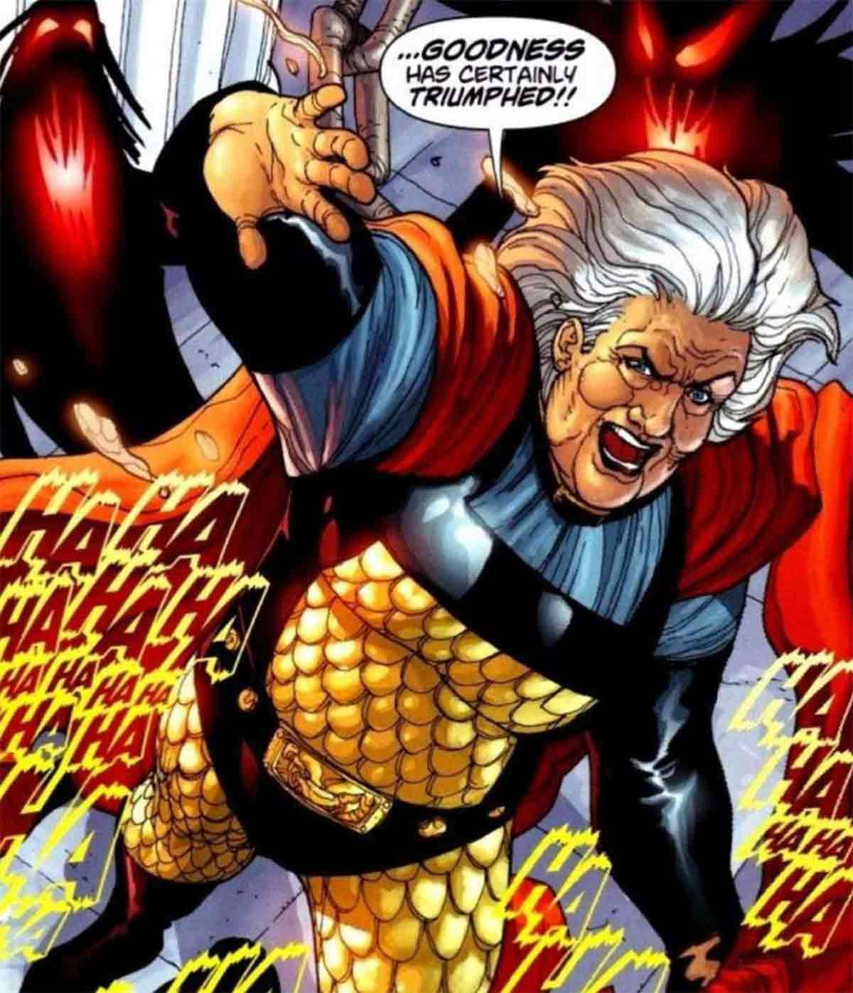 Harley Quinn se enfrenta a los Nuevos Dioses para salvar Los Ángeles