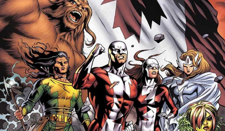 Marvel planearía introducir al equipo Alpha Flight en el MCU
