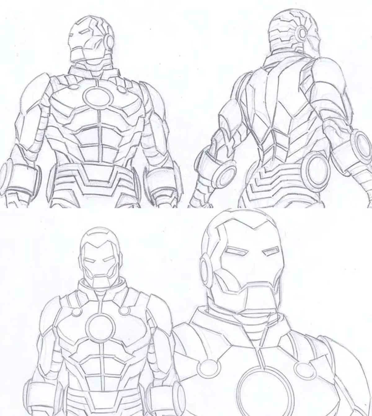 Marvel reinicia a Iron Man con una nueva armadura