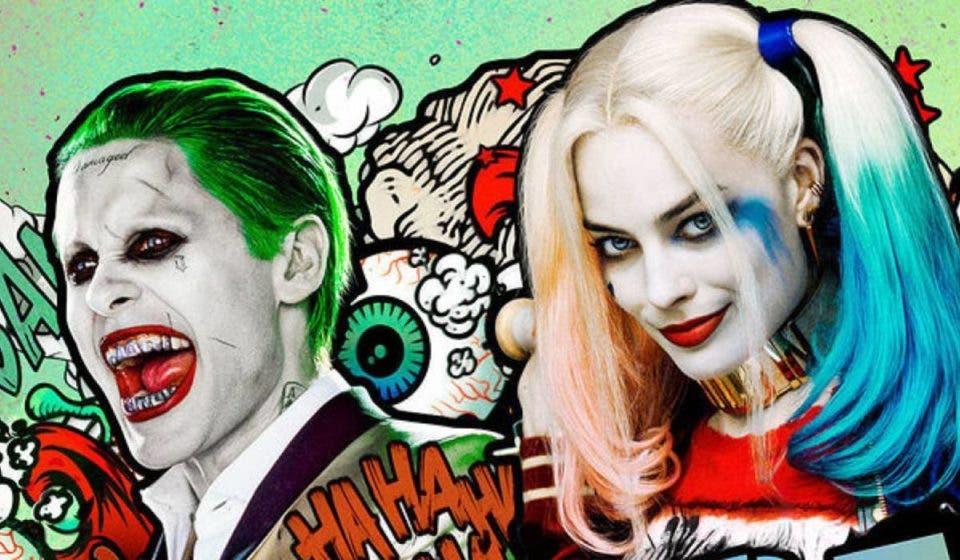 El Ayer Cut mostró una imagen inédita del Joker y Harley Quinn
