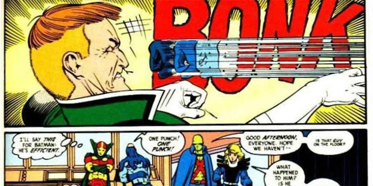 La rivalidad entre Batman y Linterna Verde explicada