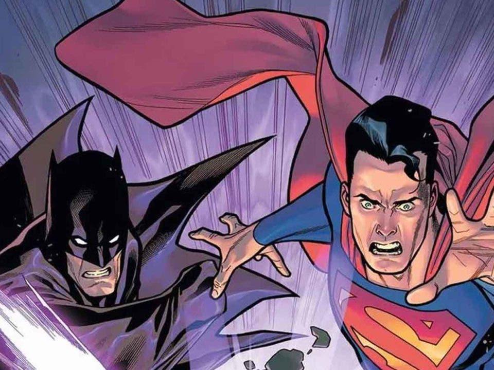 Batman y Superman desvelan el gran misterio de Gotham