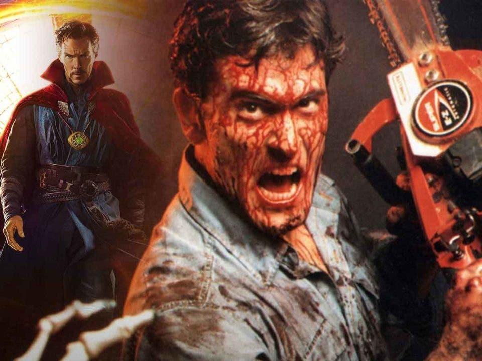 Bruce Campbell revela detalles sobre Doctor Strange 2