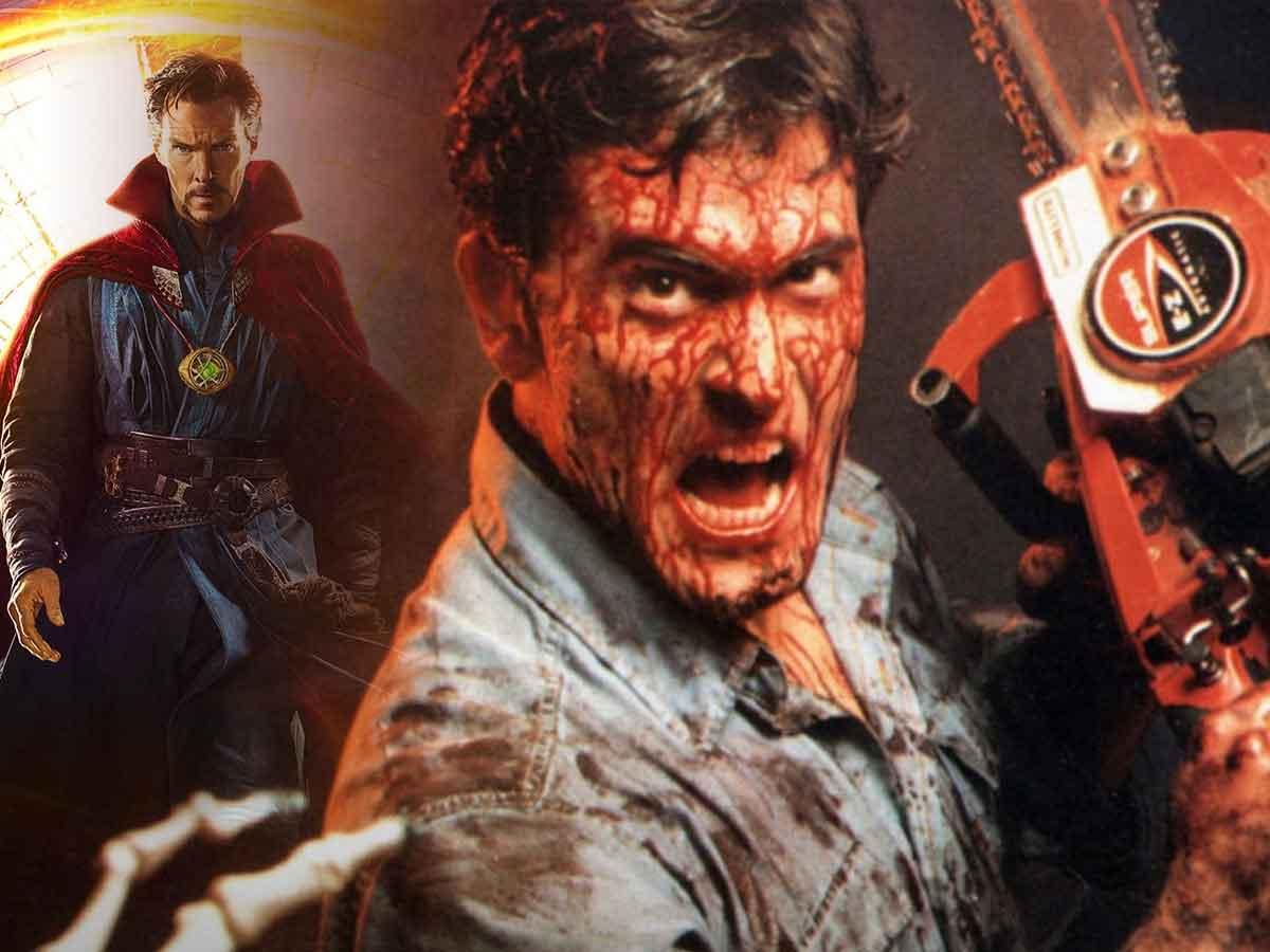 Bruce Campbell revela detalles sobre Doctor Strange y el multiverso de la locura