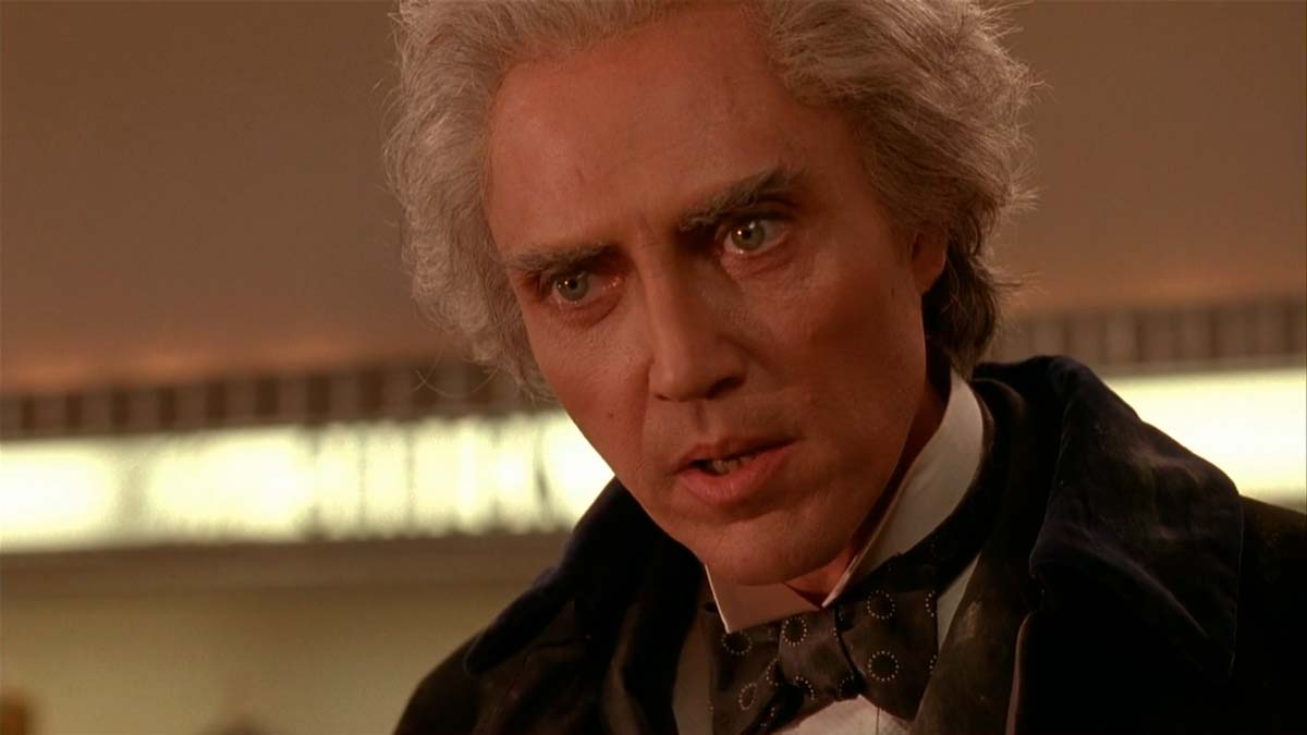 christopher walken como max shreck