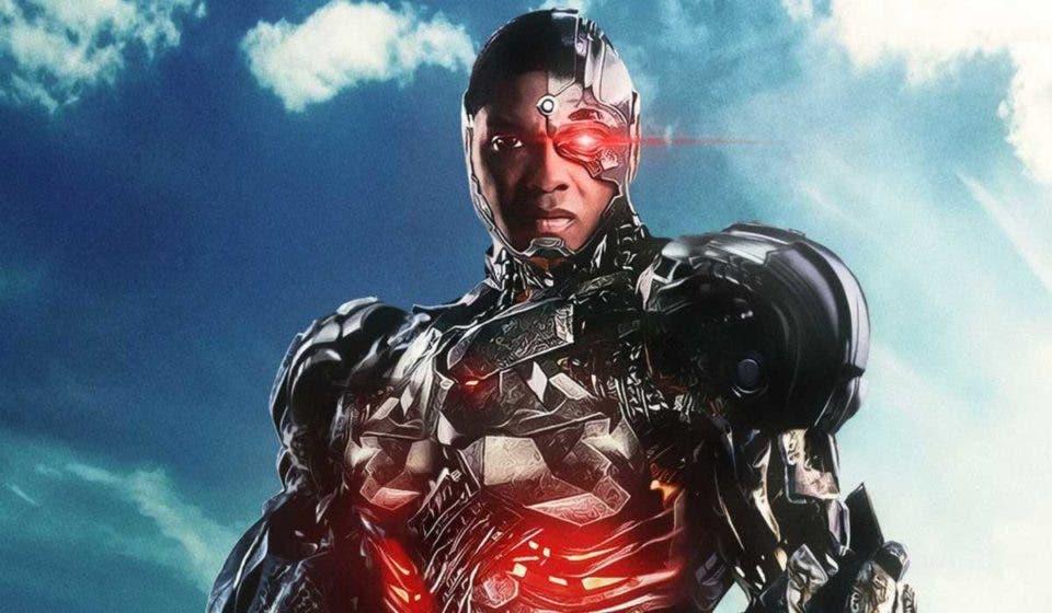 Revelan nuevo arte conceptual de Cyborg para el Snyder Cut