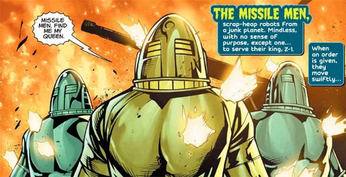 DC Comics resucita un ejército de sus peores villanos