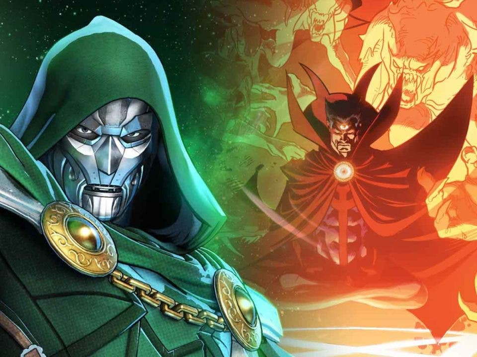 Doctor Doom mutiló a Doctor Strange de una forma horrible