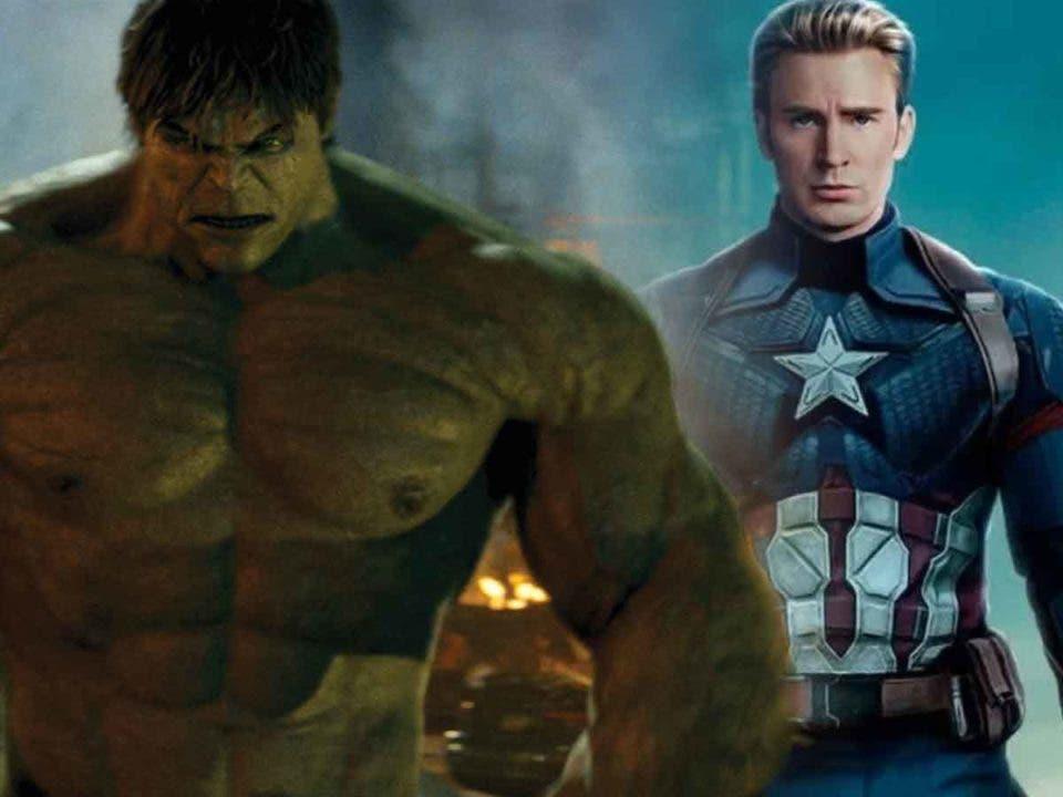 El Increíble Hulk (2008) tiene una referencia secreta de Capitán América
