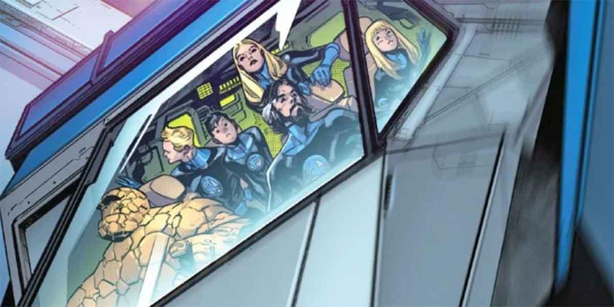 Marvel envía a la guerra a los Vengadores contra los Cuatro Fantásticos
