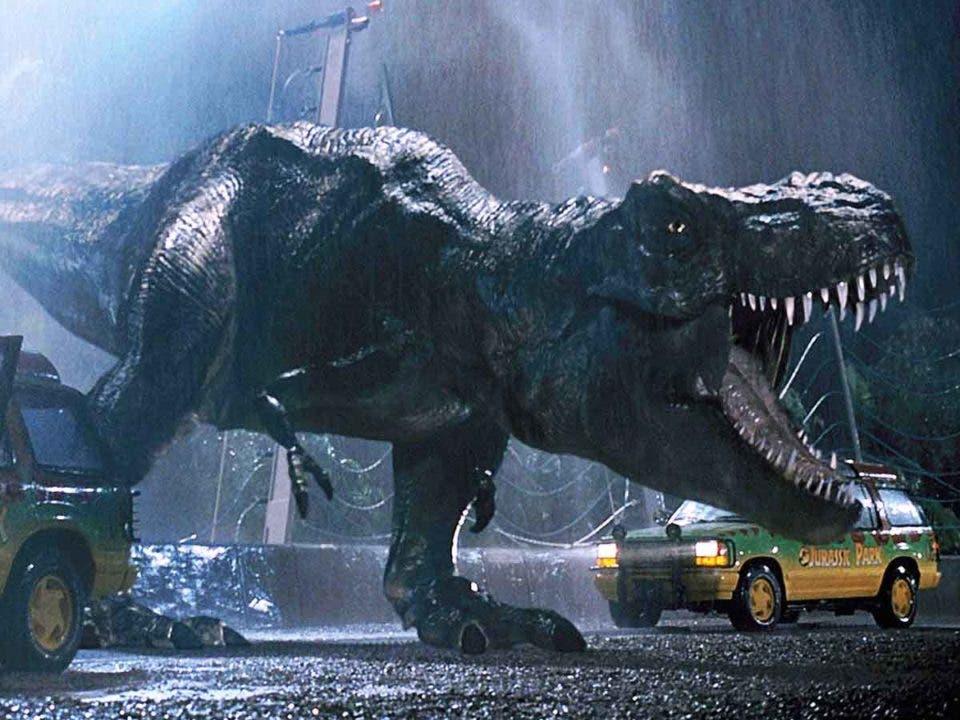 ¿Por qué no incluyeron la famosa escena del T-Rex en Parque Jurásico (1993)?