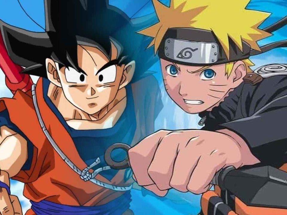 El final de Naruto es una copia de una vieja película de Dragon Ball Z