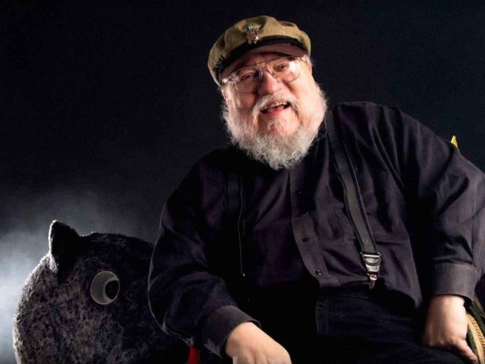George RR Martin revela cuándo terminará su próxima novela de Juego de Tronos