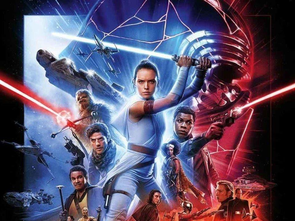 Star Wars El Ascenso De Skywalker 2019 Sinopis Tráiler Noticias