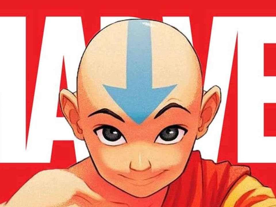 Los héroes de Marvel son fans de Avatar: The Last Airbender