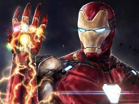 Qué Pasó Realmente Cuando Iron Man Usó Las Gemas Del Infinito