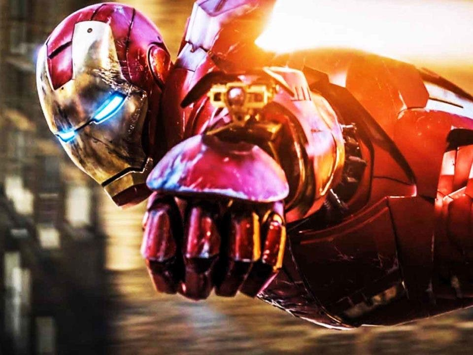 La forma más extraña de reemplazar a Iron Man después de su muerte