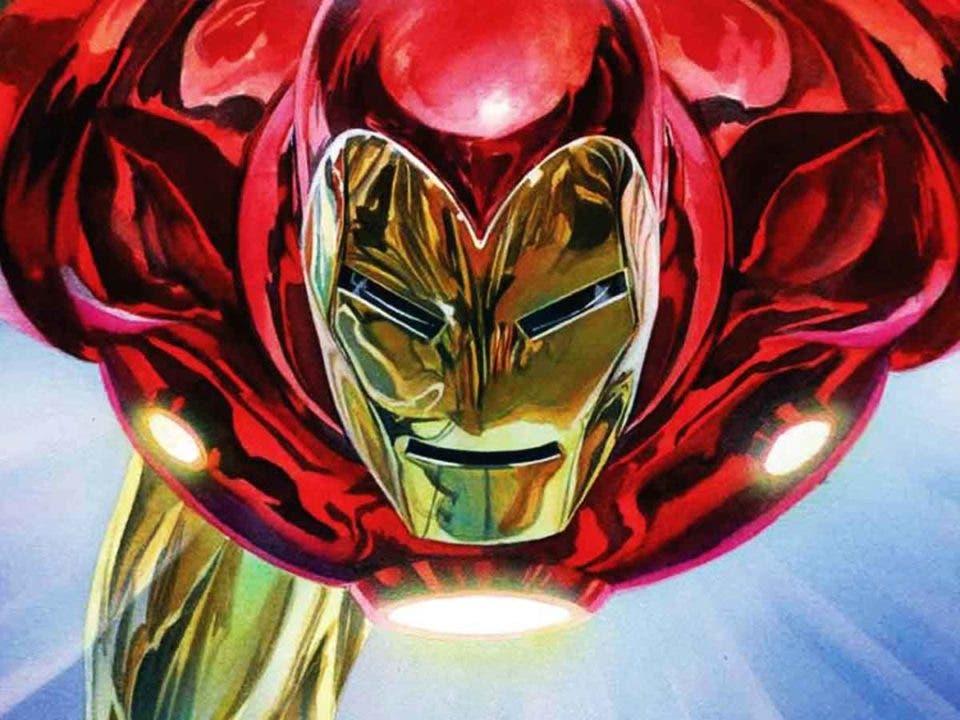¿Por qué Iron Man empezó a robar bancos?