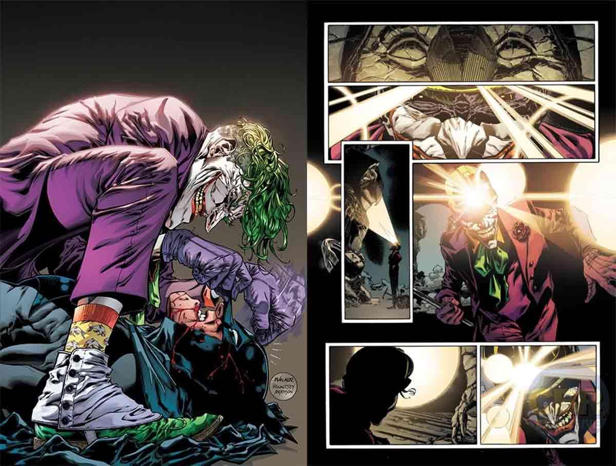 Joker revive al enemigo más personal de Bruce Wayne