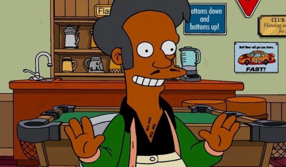 Los Simpson cambiará a los actores de doblaje de personajes racializados