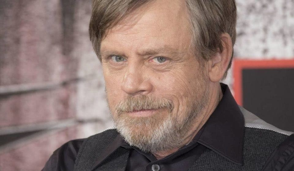 Mark Hamill improvisó este diálogo en Star Wars