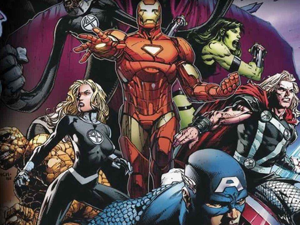 Marvel está convirtiendo a los Vengadores en los villanos