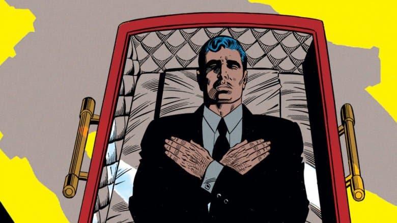 muerte Tony Stark