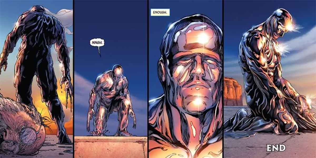 Wolverine: Muerte y resurrección
