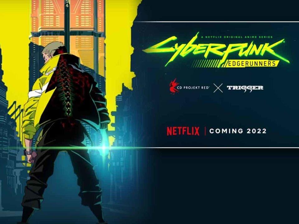 Netflix estrenará una miniserie de anime sobre Cyberpunk 2077