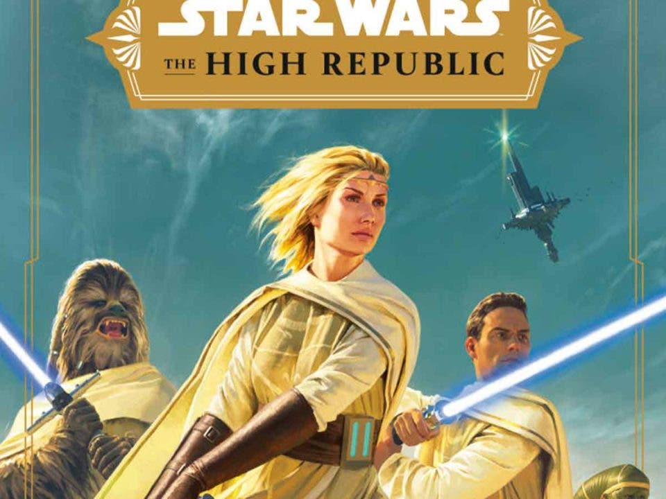 Lee online el primer capítulo de Star Wars: The High Republic - Light of the Jedi