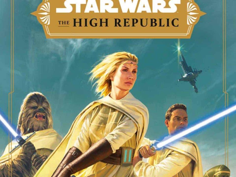 Lee online el primer capítulo de Star Wars: The High Republic - Light of the Jedi