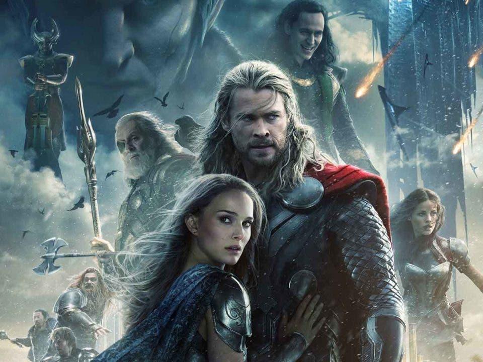 Marvel arregla la pero parte de las películas de Thor