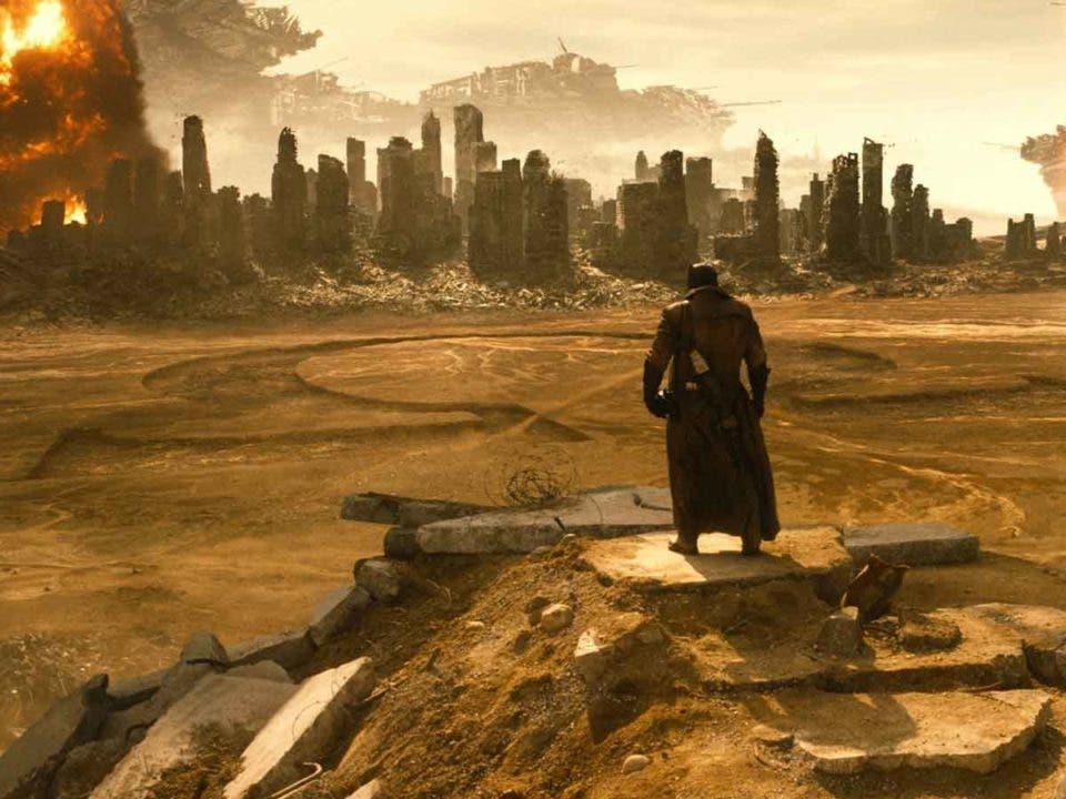 Liga de la Justicia mostrará más pesadillas apocalípticas de Batman