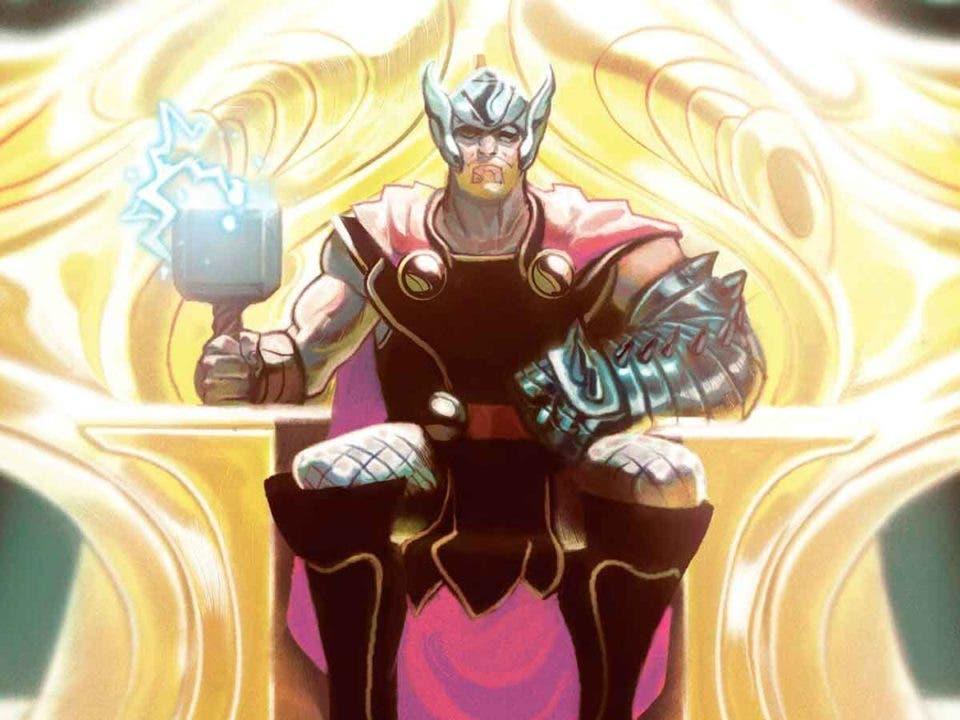 rey thor número 4