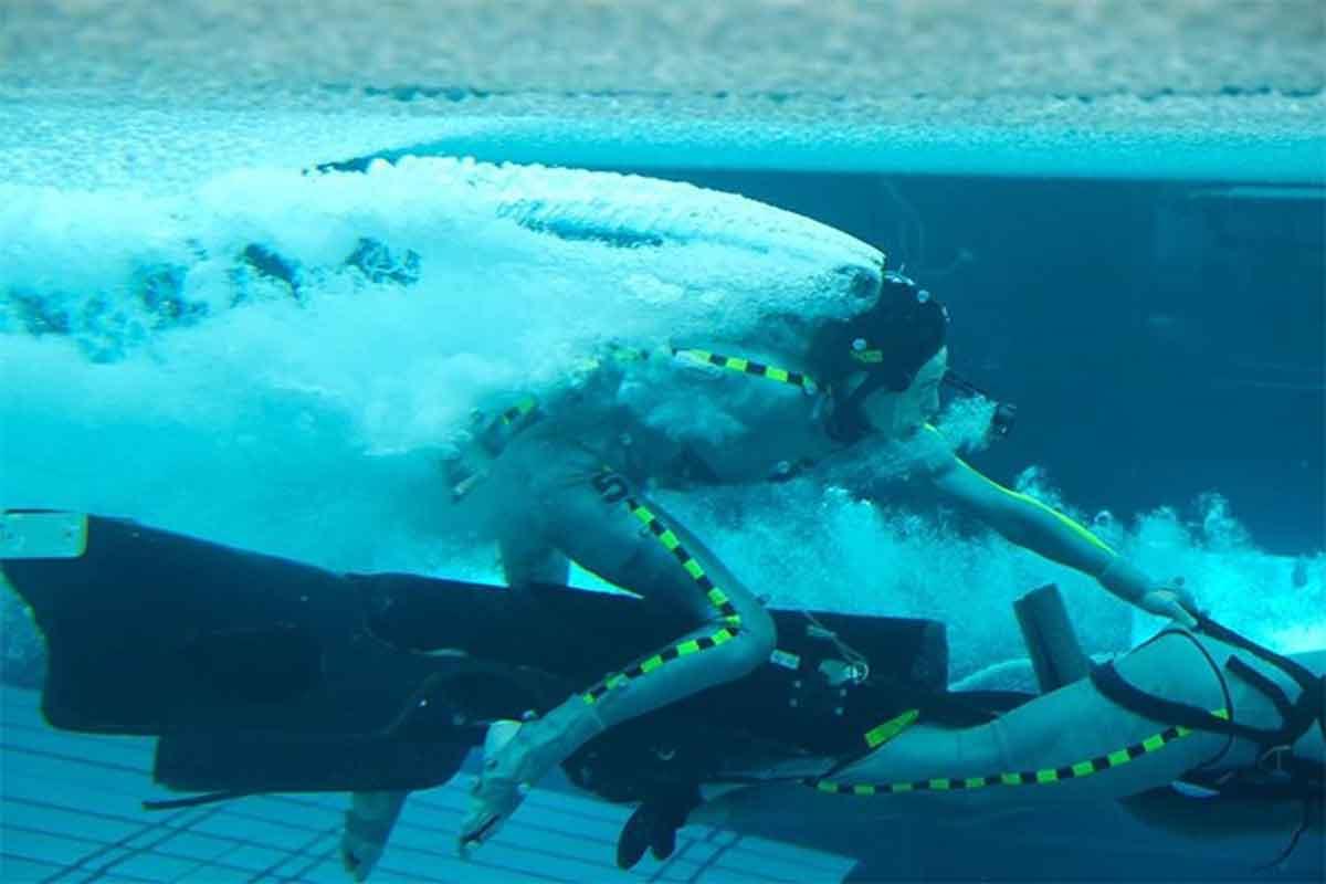 Avatar 2 muestra cómo se hizo la escena de acción submarina