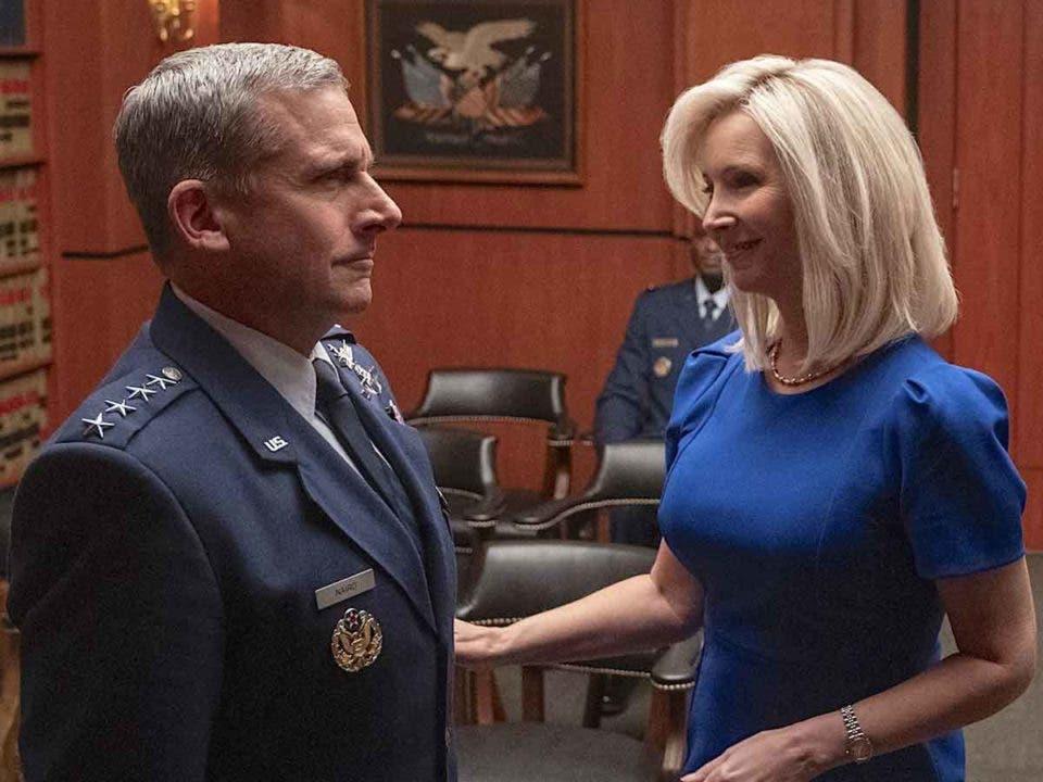 Space Force ¿Por qué la mujer del General está en la cárcel? (SPOILERS)