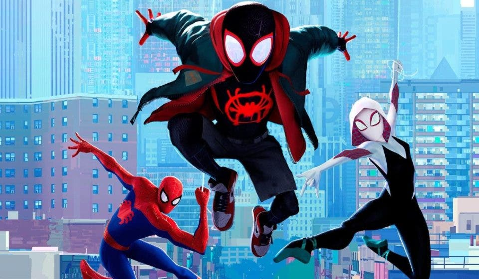 Spider-Man: Un nuevo universo ya puso en marcha su secuela