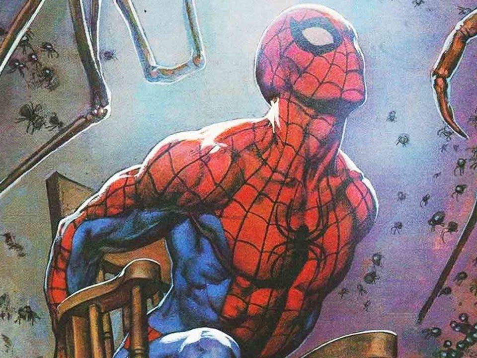 Spider-Man tiene un villano hecho de mil arañas
