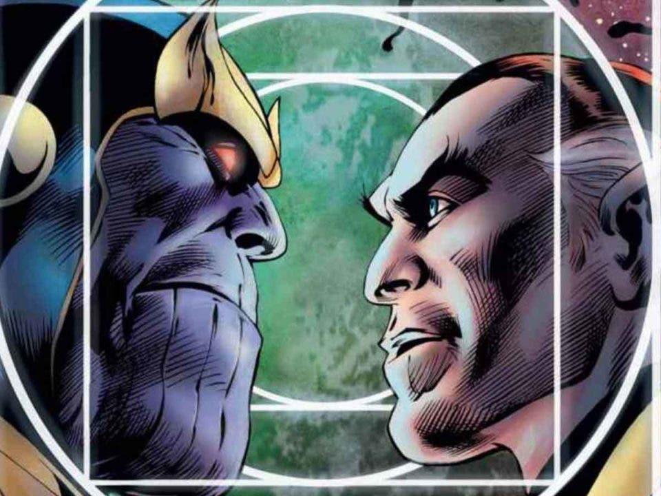 El hermano de Thanos podría aparecer en una película de Marvel