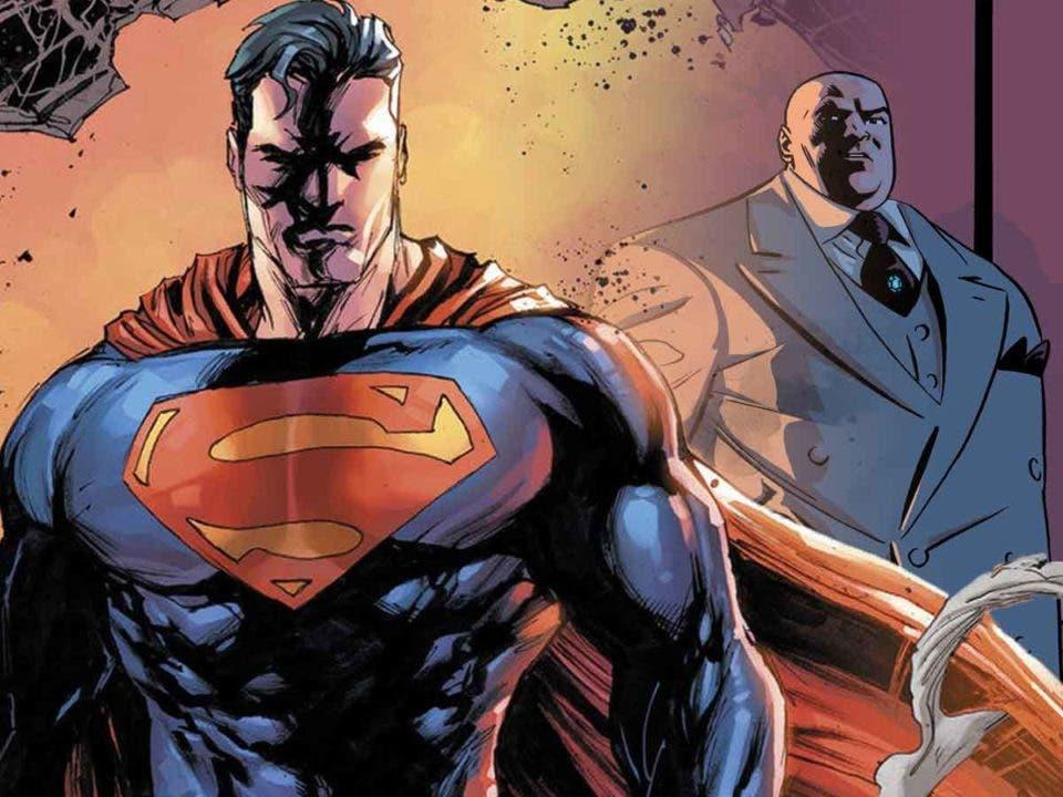 El villano más sorprendente de Superman fue Kingpin de Marvel