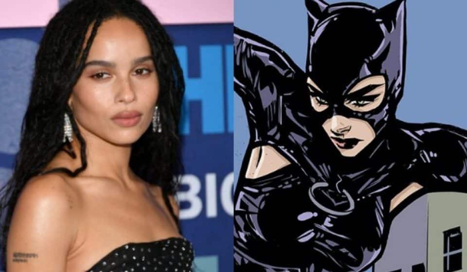 The Batman: Zoë Kravitz dio nuevos detalles sobre el traje de Catwoman