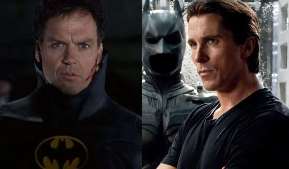 The Flash: Si Michael Keaton no acepta, Christian Bale podría ser Batman