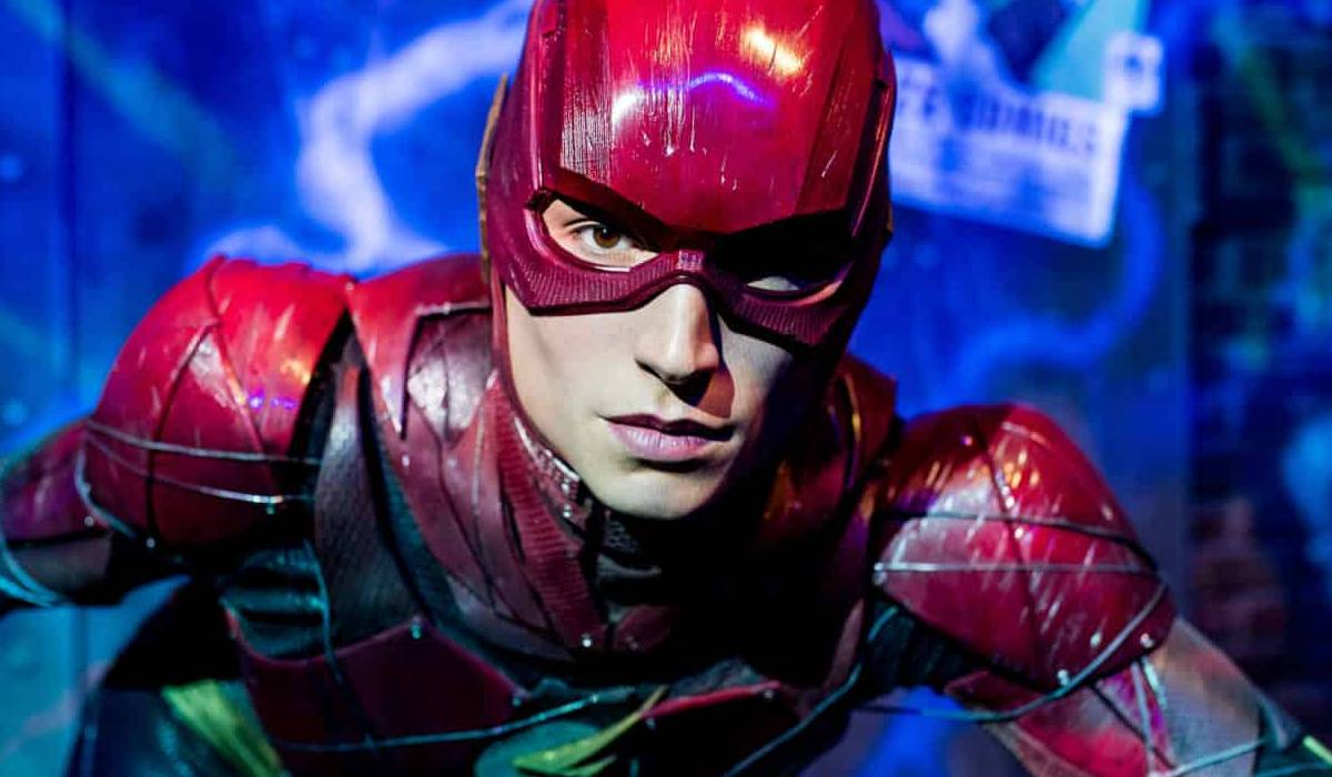 Andy Muschietti Flash Flashpoint DC
