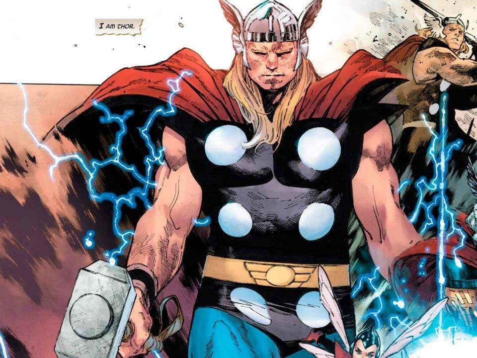16 veces que THOR derrotó a otros superhéroes