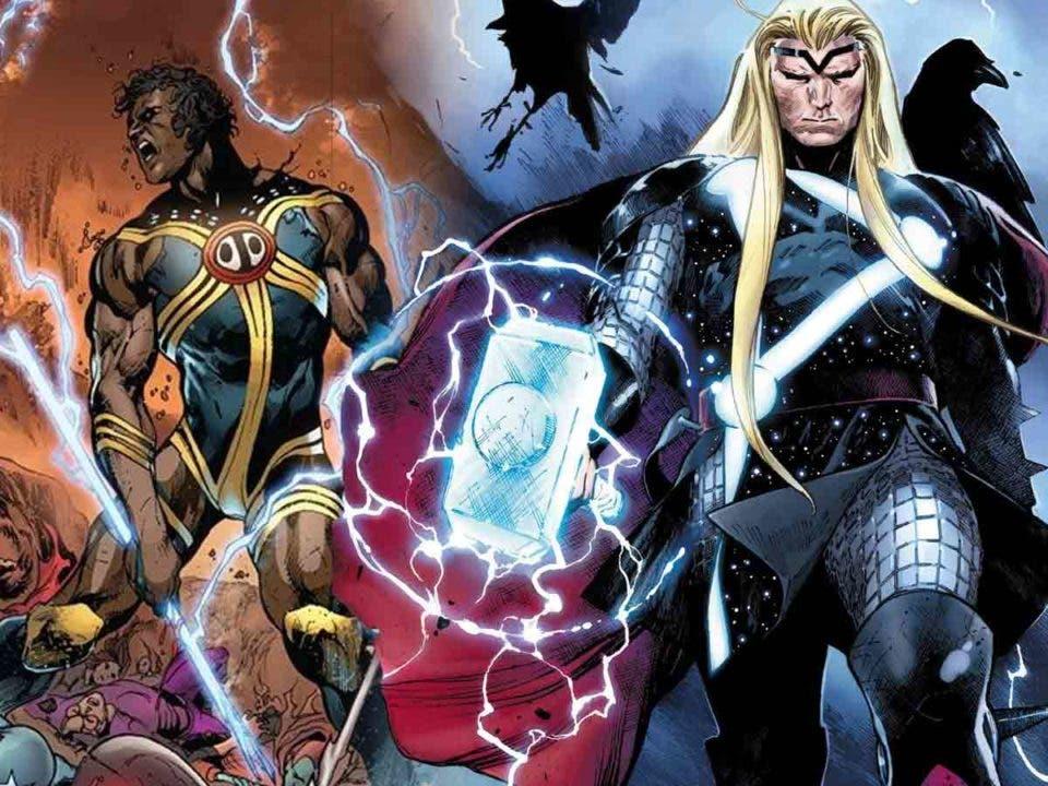 Así es la versión de Thor de DC Comics