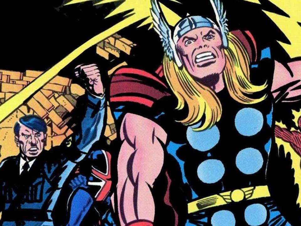 Thor ayudó a Hitler a matar a Stalin